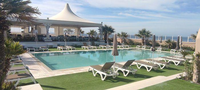 Piscina de Le Saline Resort- Calabria